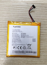 New High Quality TLP025GC TLp025G2 2580mAh Battery for Alcatel One Touch Pixi 4 (7) 3G 9003X 9003A Cell phone Battery alcatel one touch pixi 8 3g bluish black