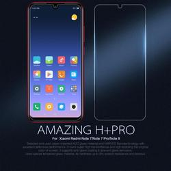 Redmi note 8 Screen Protector NILLKIN niesamowita przeciwwybuchowa ochronna folia ze szkła hartowanego do Xiaomi redmi note 8