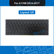Laptop A1708 Keyboard US Standard For Macbook Pro Retina 13″ A1708 Keyboard Replacement 2016 2017