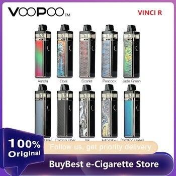 New Original VOOPOO VINCI R Mod Pod Kit with 1500mAh Battery & 5.5ml Pod E-cig Vape Kit Suit for PnP Coil Vs Drag 2 / Shogun