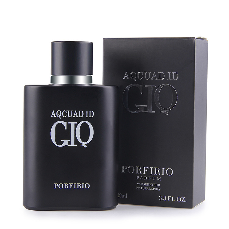Original 100ML Perfume Men Fresh Long Lasting Eau de Toilette Temptation Pheromones Cologne Parfum Male Spray Bottle Fragrance 4