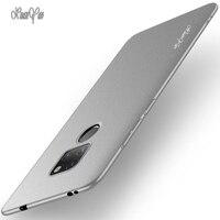 XUANYAO-fundas de teléfono para Huawei Mate 20 Pro 20X, carcasa delgada Mate, Mate 20 Lite 20 X, carcasa trasera dura esmerilada