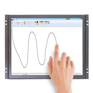 Venda quente k computador monitor de painel de toque capacitivo tablet 4 17.3 polegada pc