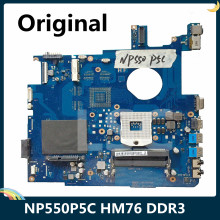 LSC Original For Samsung NP550P5C 550P5C Laptop Motherboard Mainboard BA92-10614A BA41-01900A HM76 DDR3