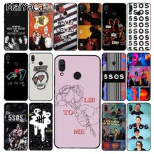 MaiYaCa 5Sos band YOUNGBLOOD 5 Seconds of Summer Phone Case for Xiaomi Redmi8 4X 6A S2 Go Redmi 5 5Plus Note4 5 7 Note8Pro 5 seconds of summer 5 seconds of summer youngblood