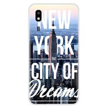 Voor Motorola Moto G G2 G3 X4 E4 E5 G5 G5S G6 Z Z2 Z3 C Play Plus Favoriete Siliconen telefoon Case New York Nyc Usa Vrijheidsbeeld(China)
