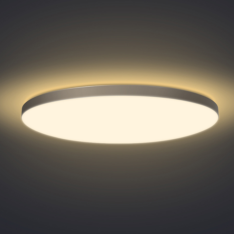 YEELIGHT guangcan 50W Smart LED Ceiling Lights Colorful Ambient Light Homekit Mijia APP Control AC 220V For Living Room