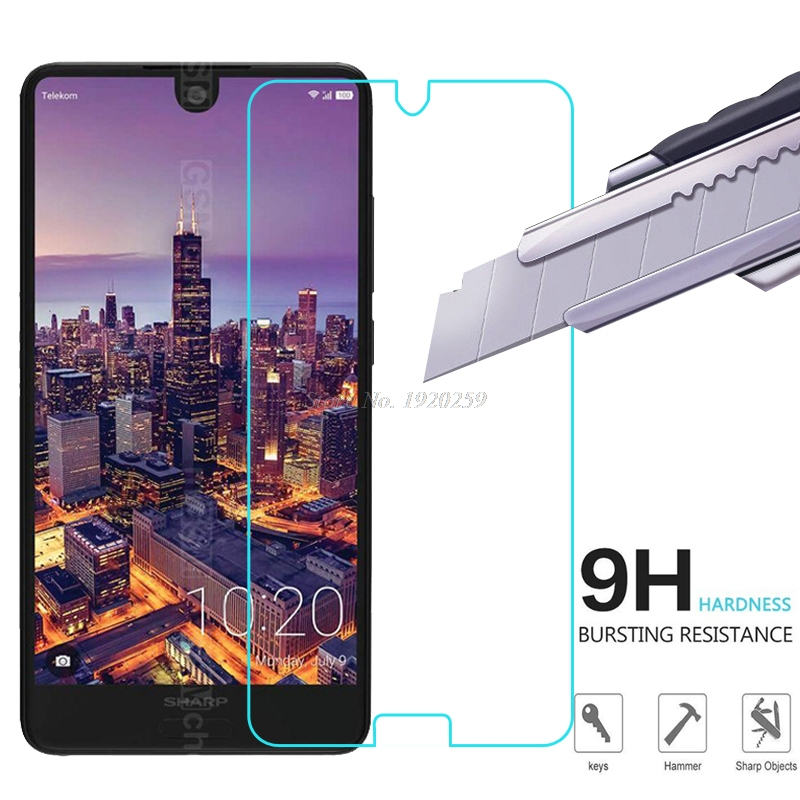 For SHARP AQUOS C10 S2 Tempered Glass High Quality Protective Film Explosion-proof Screen Protector For Sharp Aquos S2 C10 Glass