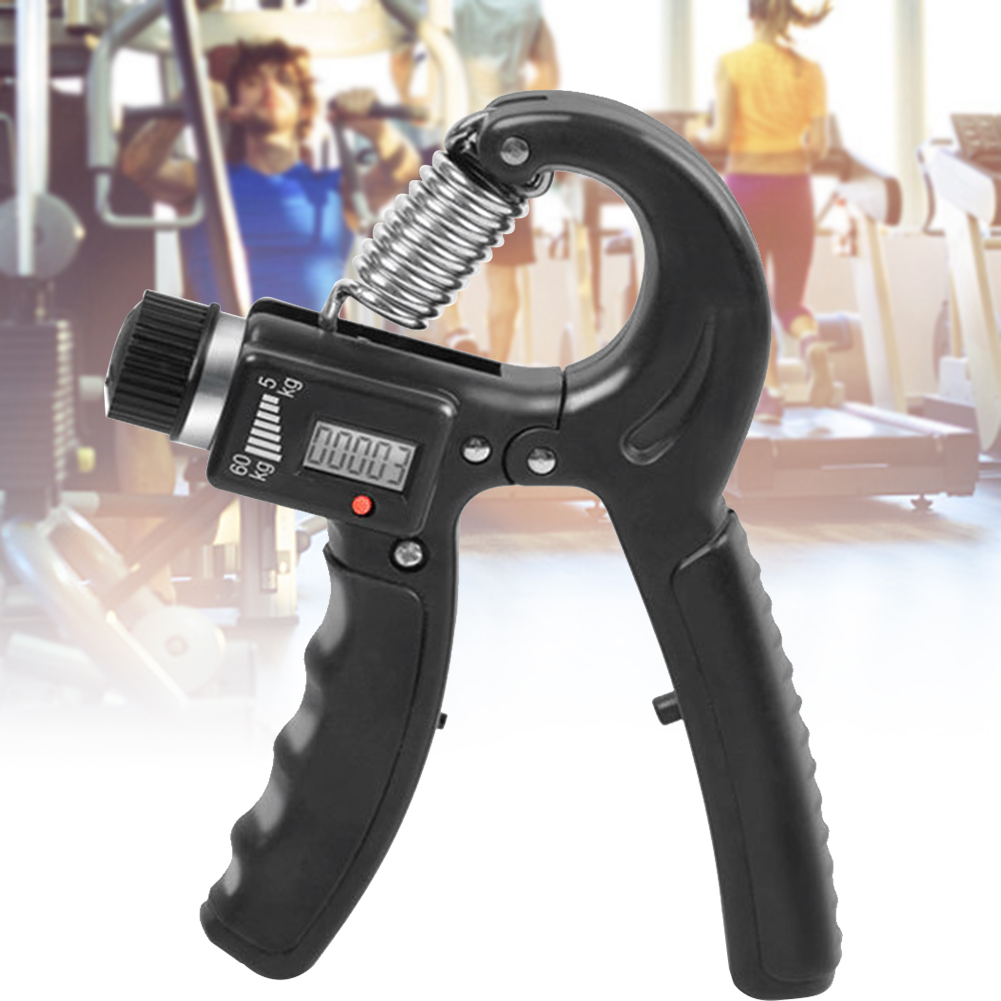 Carpal Expander Fitness Hand Gripper Spring Sport Trainer Gym Finger Adjustable Home Equipment Tool Arm Strength Muscle Exercise