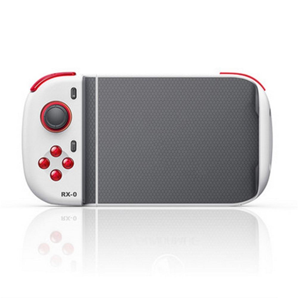 Controlador de juegos portátil para OPPO Reno Ace teléfono Bluetooth Gamepad versión unicornio Joystick 4D Shock y almohadilla de juego balancín 3D - 3