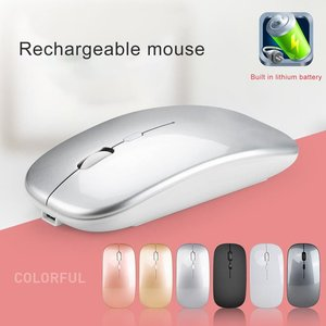 2020 Dual Mode wielofunkcyjna bezprzewodowa bezprzewodowa cicha mysz telefoniczna 5.0 wyciszona cicha gra na notebooka 2.4g na laptopa ipad pro