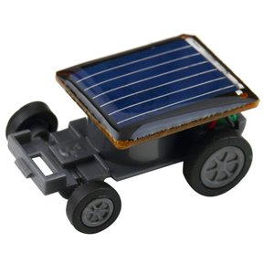 Solar Car World's Smallest Sol