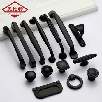 American Black Cabinet Handles for Furniture Cabinet Knobs and Pulls Handles Kitchen Handles Drawer Knobs Cabinet Pulls Cupboard black handles for furniture cabinet knobs and handles kitchen handles drawer knobs cabinet pulls cupboard handles knobs