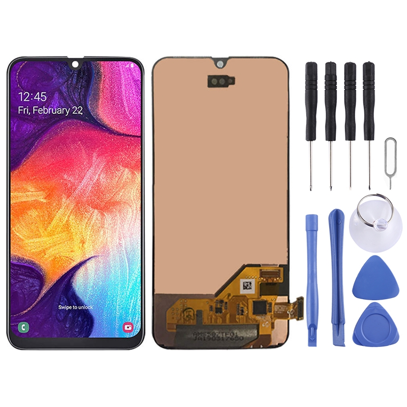 iPartsBuy LCD Screen and Digitizer Full Assembly for Galaxy A40 SM-A405F/DS, SM-A405FN/DS, SM-A405FM/DS