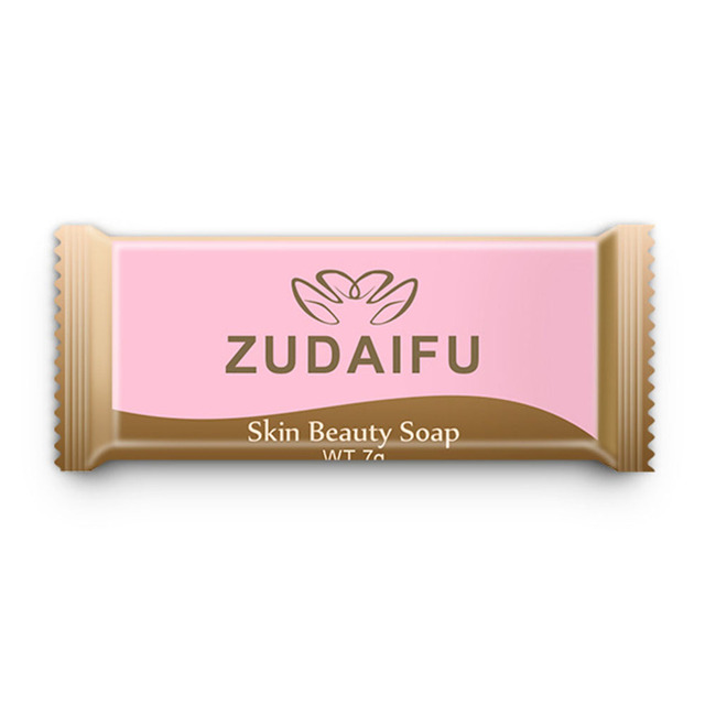 zudaifu 7g Sulfur Soap Skin Conditions Acne Psoriasis Seborrhea Eczema Anti Fungus Bath Whitening Soap Shampoo dropship TSLM1 5