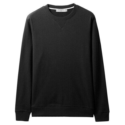 Giordano Men Sweatshirt Solid Pullover Sweatshirt Men Long Sleeve Fashion Terry Mens Clothes Sudadera Hombre Moleton Masculino 18