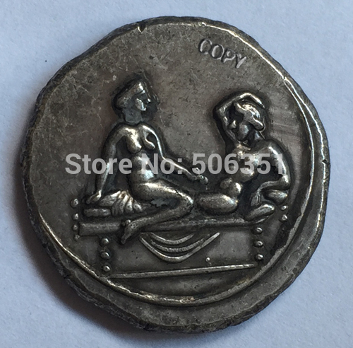 Type:#131 Greek COINS  Irregular Size