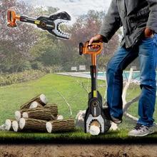 Electric Chain Saw 20V Lithium Battery 1350RPM/min 2.54 M/sec Scroll Saw Jig Saw Home Gardening Power Tools WG329E