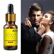 Феромон для мужчин, для привлечения женщин, андростеноновый феромон, масло для сексуального стимулирования, соблазнительные духи