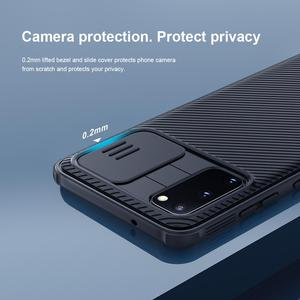 Image 3 - Nillkin Camera Protection Case For Samsung Galaxy S20 Ultra Case S20 Plus S20 A71 A51 Case Slide Lens Protect Privacy Cover