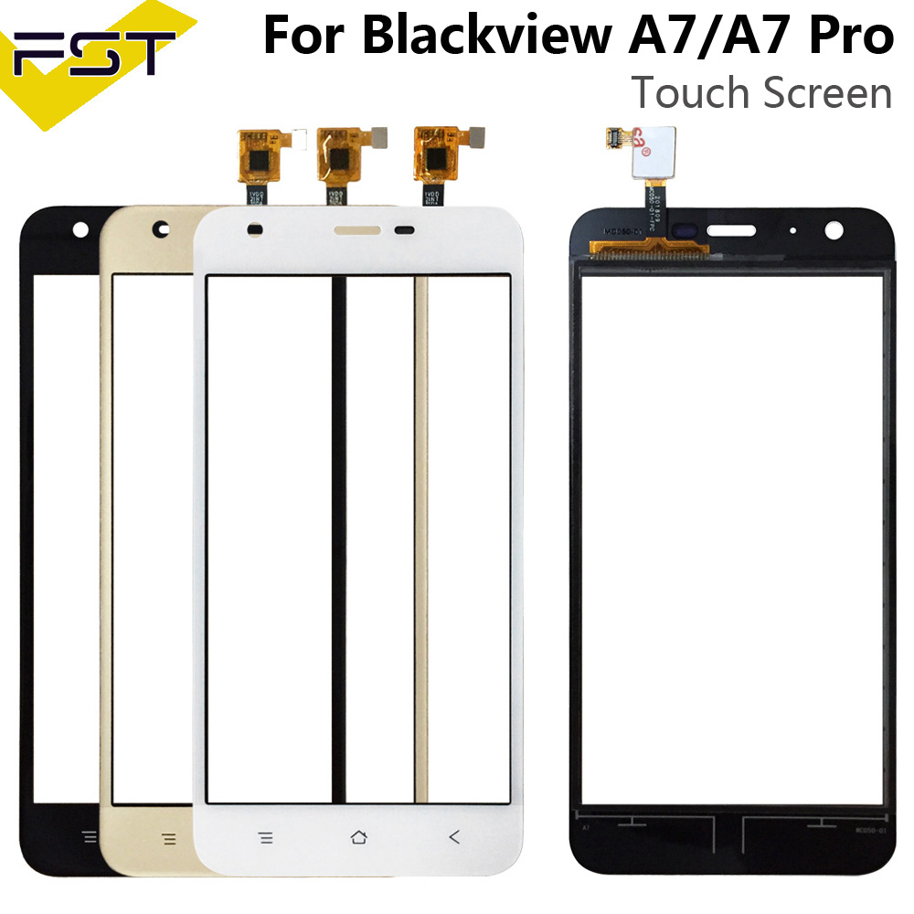 5.0''For BlackView A7 / A7 Pro Touch Screen Lens Sensor Touch Panel Replacement Mobile Phone Accessories +Tools For BlackView A7