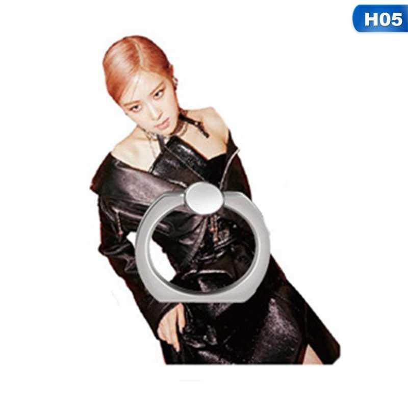 جديد ألبوم Jennie روز حامل هاتف المحمول حامل Kpop Blackpink تقتل هذا الحب قابل للتعديل العالمي البنصر