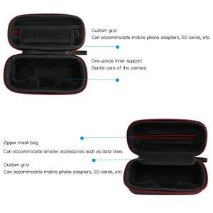 Image 4 - Tragbare fall Osmo Tasche mit Control rad Zifferblatt Lagerung Box Tasche für dji Osmo Tasche kamera Handheld gimbal