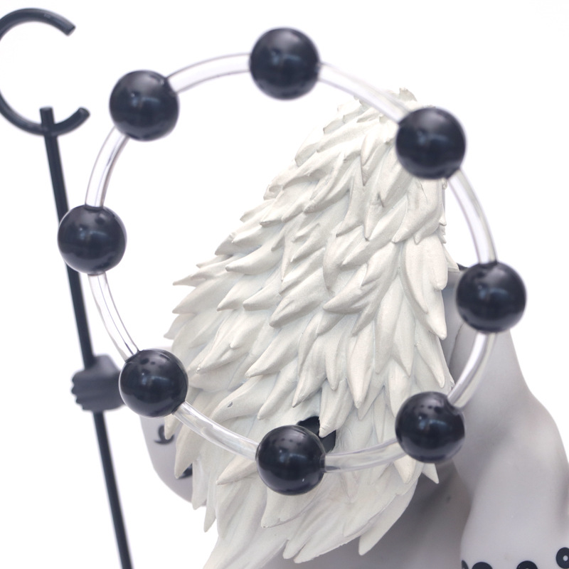 Anime Naruto 3 Heads Uchiha Madara Action Figure Rikudo Sennin PVC Model Toy Statue Birthday Xmas Gift B19 5