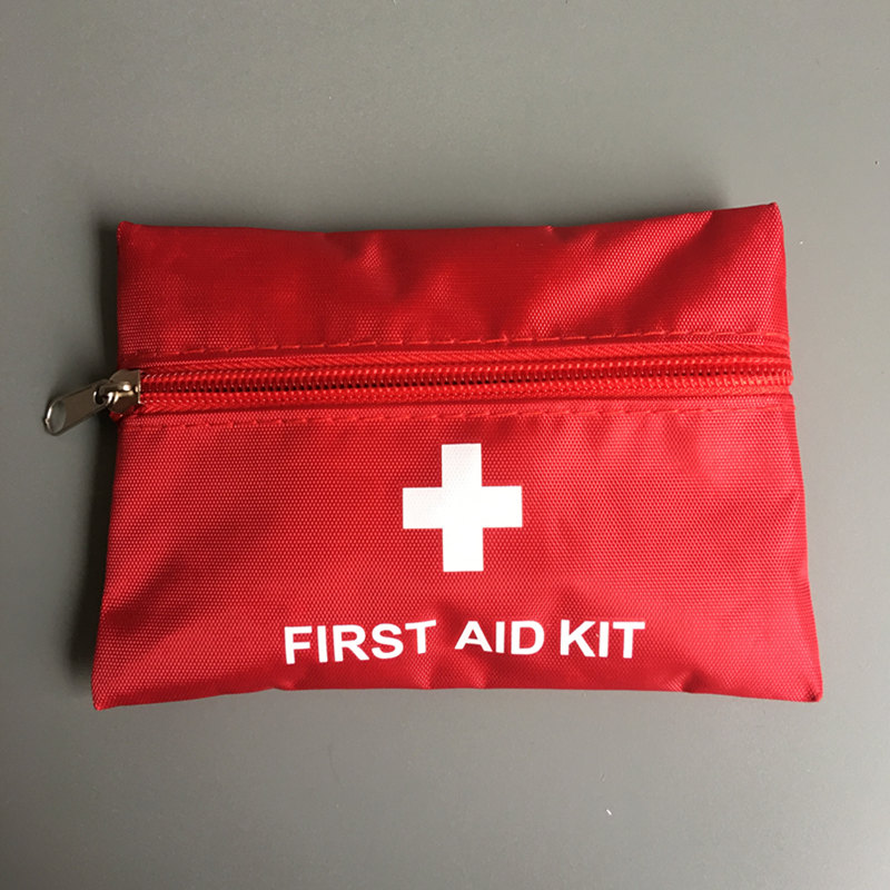 New first aid kit medical bags outdoor camping survival first aid kits professional Urgently MINI first aid bag(China)