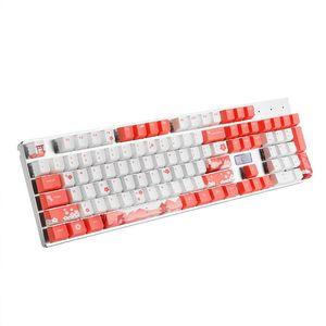 OEM PBT Cherry Blossom Keycap механическая клавиатура Keycaps краситель-сублимация Keycap 85WD