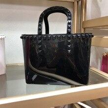 NEW Women Messenger Bags Handbags Women Bags Designer Jelly