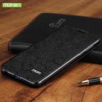 Leather Silicone Flip case For Xiaomi Redmi 9 9s note 9 Pro 8 note 8 pro note 8t note 7 pro note 6 pro Case cover Original Mofi