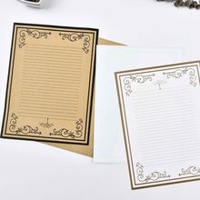 32pcs/pack Retro Writing Letter Stationery Romantic Creative Chinese Style Lace Letterhead Note Paper