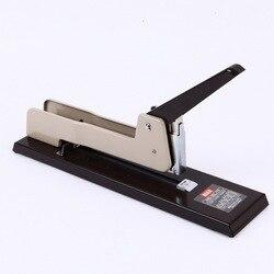 Japan MAX HD-12L/17 stapler heavy duty stapler long arm large stapler Office and industrial use powerful power saving