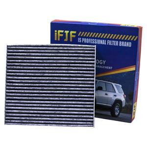 Image 1 - Activated Cabin Air Filter CF10285 87139 02090 for Toyota/Lexus/Scion/Subaru Premium against Bacteria Dust Viruses Pollen Gases