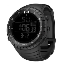 2020 Outdoor Sport Digital Watch Men Sports Watches For men Running Stopwatch Military LED Electronic Clock Wrist Watches Men cheap COXRY Acrylic CN(Origin) 25cm No waterproof Buckle ROUND 30mm 14mm Stop Watch No package 50mm Rubber Support China