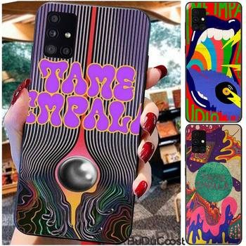 Reall Tame Impala Phone Case For For Samsung Galaxy A10 A20 A30 A40 A50 70 A10S 20S A2 Core C8 A30S A50S A31 image