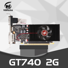 Graphics-Card Nvidia Geforce Gt740 2gb GTX650 Gt 740 Original GDDR5 128bit VGA Stronger
