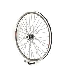 Cruiser Tour Bike 700C Wielset 36 H Alu Dubbeldeks Velg Voorwiel Disc En V Brake Achter Back Wielen cassette En Geschroefd Hub