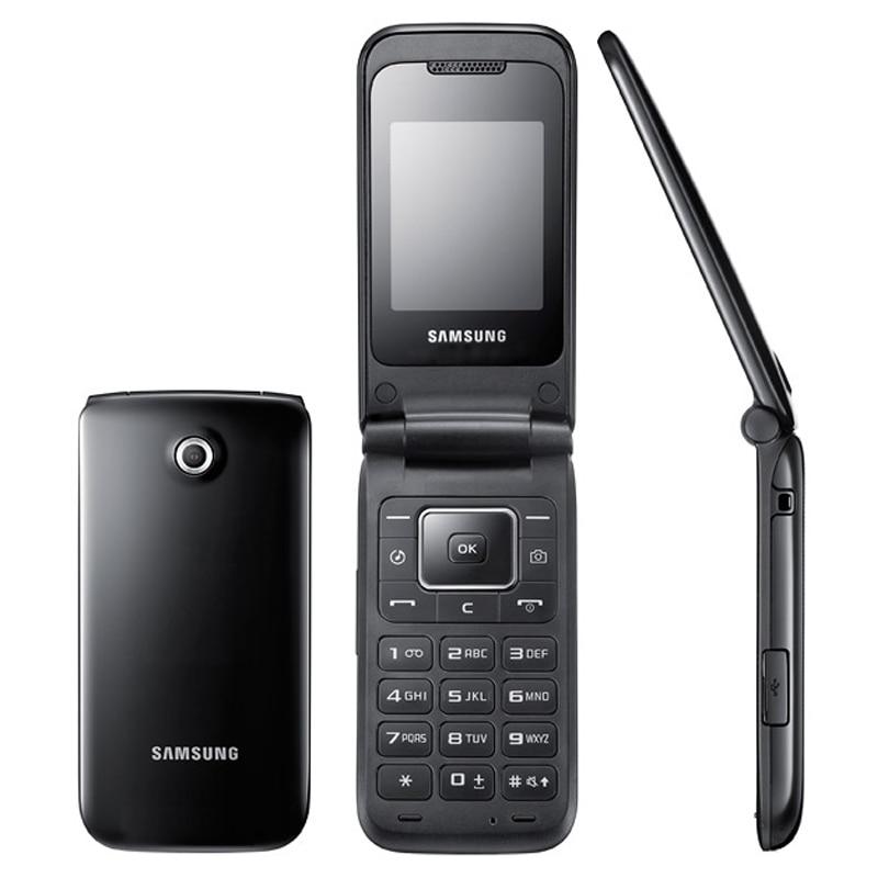 Unlocked Samsung E2530 2G GSM Mobile Phone 2.0