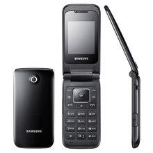 Original samsung e2530 2g gsm desbloqueado celular 2.0