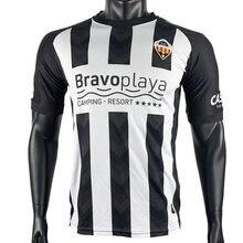 Cd castellon 3a + + + 2020-21 camiseta de alta qualidade camisa cd castellón casa personalizar nome e número bravo playa
