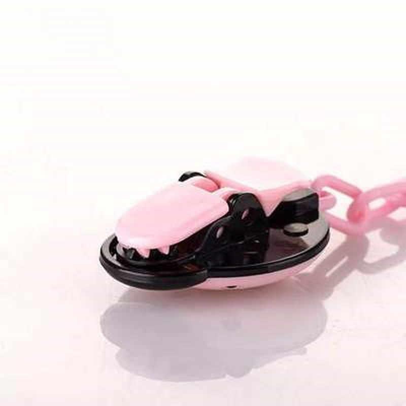Karmienie dziecka smoczek klipsy manekin wiszący łańcuszek odporny na pasek