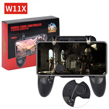 For W11X Mobile Control Gamepad Gaming Controller Fire Game