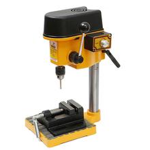 220V 100W napięcie prądu stałego Mini wiertarka o zmiennej prędkości do obróbki drewna obróbki metali tanie tanio CN (pochodzenie) Normalne Nowy