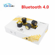 Pressure-Sensor-Support Phone TPMS Bluetooth-4.0 Android Universal External-Tyre IOS