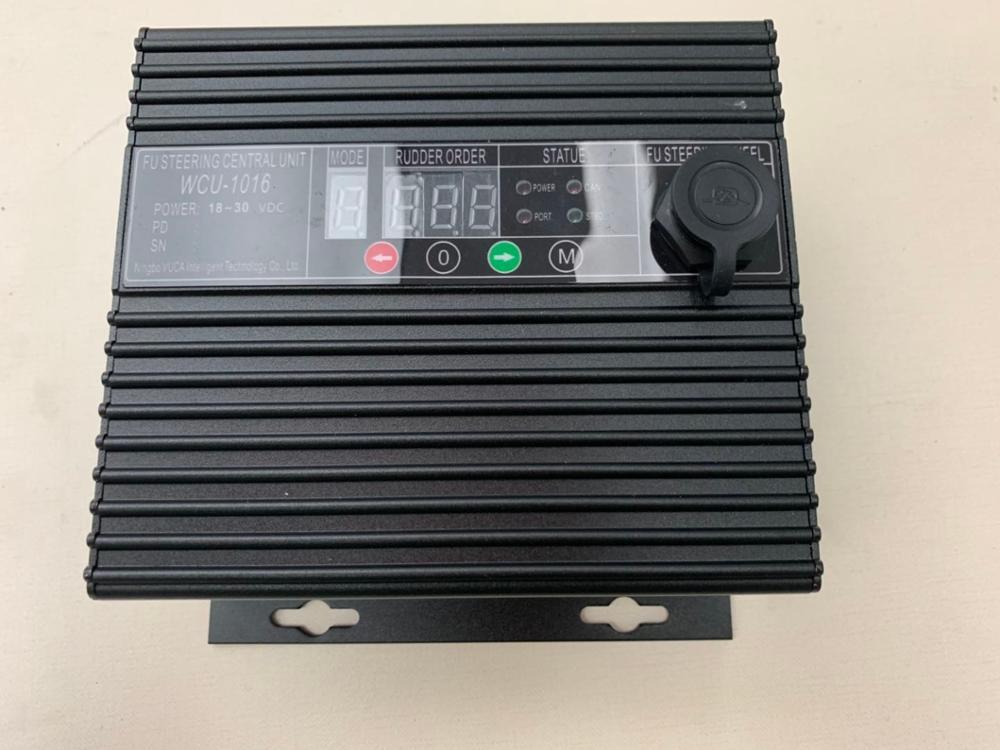 vuca wcu 1016 fu controlador de direcao usado para o seguinte controle do sistema de direcao
