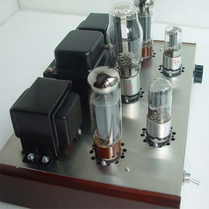 Image 5 - 2019 Nobsound Manufacturers Selling Special Offer 5Z3P+6N9P+EL34 B Mounted Tube Audio Amplifier Single End Power Handle 13W+13W