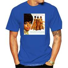 Diana Ross an Supremes T shirt The Supremes Cream Of The Crop Men T Shirt Short Sleeve Round Neck