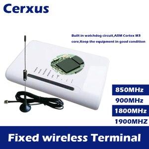 Image 1 - קבוע מסוף אלחוטי GSM 850/900/1800/1900MHz אלחוטי גישה פלטפורמת pstn חייגן צלילי עבור טלפון נייחים מעורר led תצוגה